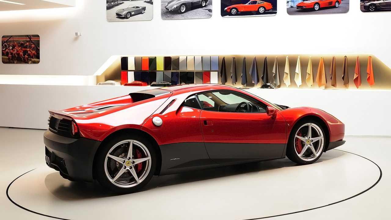 Ferrari 458 italia nimrod zero 2014