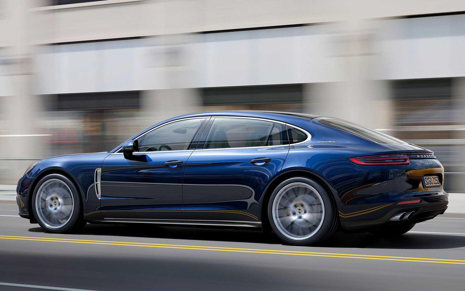 Porsche panamera 2016, 2017, 2018, 2019, 2020, лифтбек, 2 поколение технические характеристики и комплектации