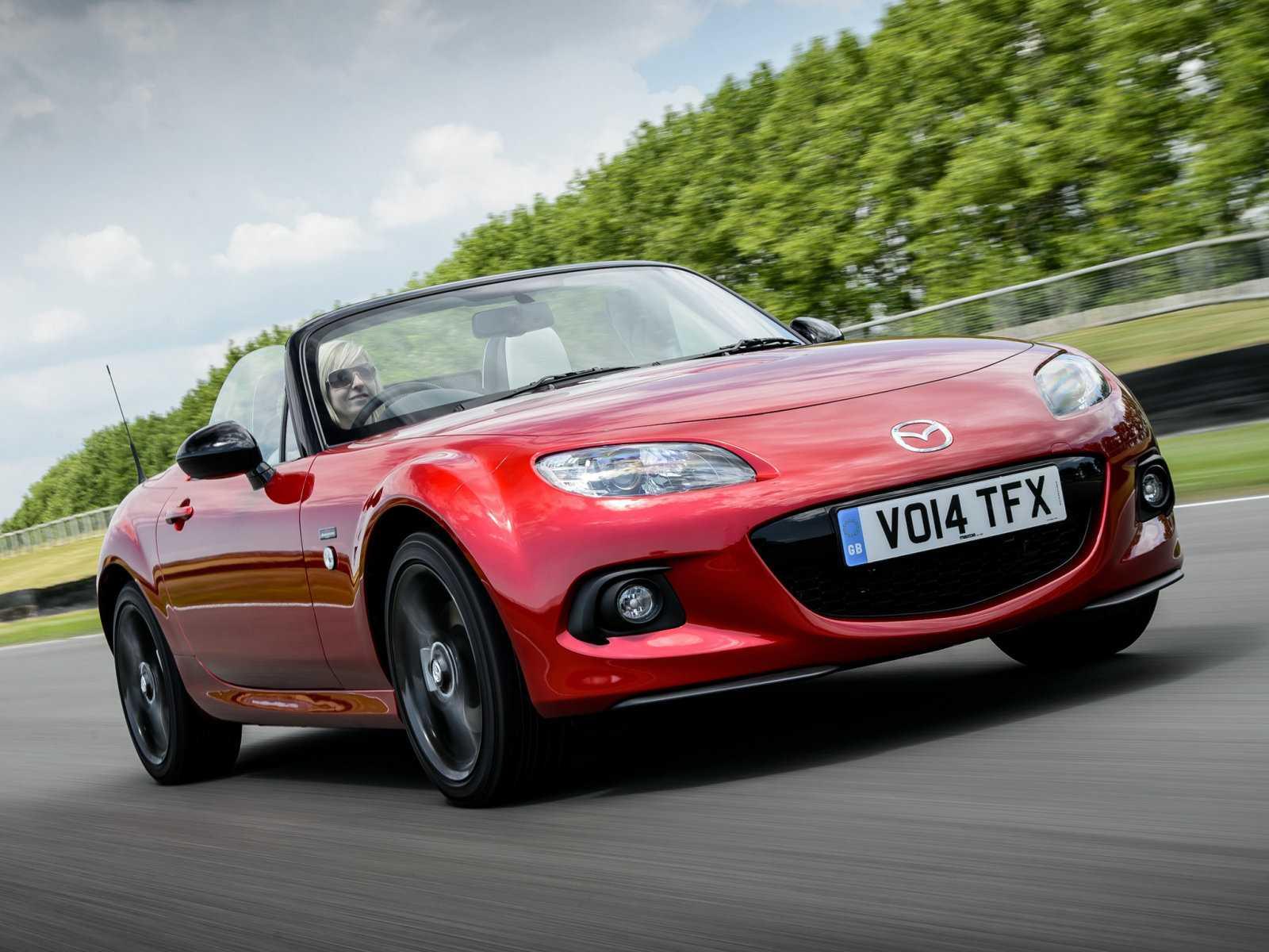 Mazda рассказала о судьбе легендарной модели mx-5