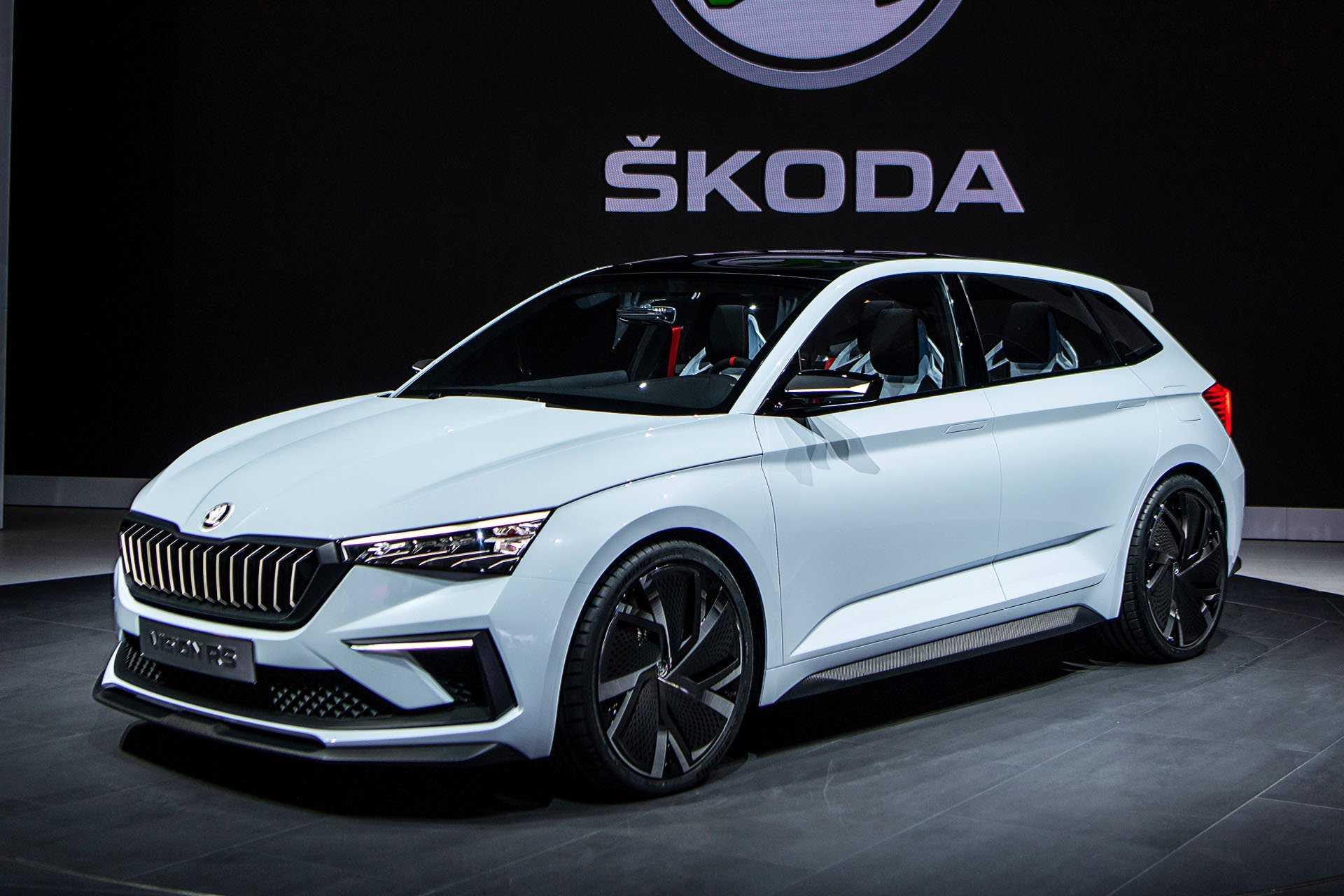 Тест-драйв skoda scala 2019 — новые авто 2020-2021