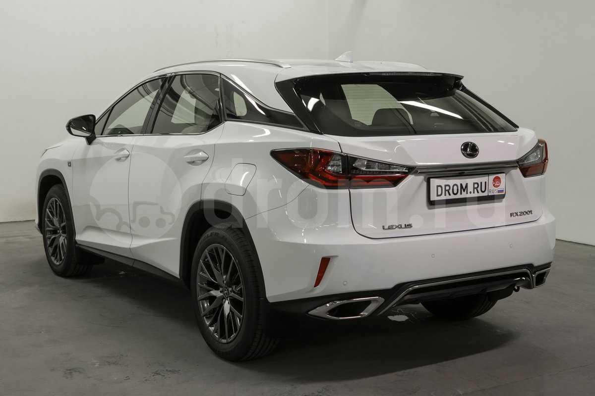 Лексус рх 2020 новый кузов, цены, комплектации, фото, видео тест-драйв