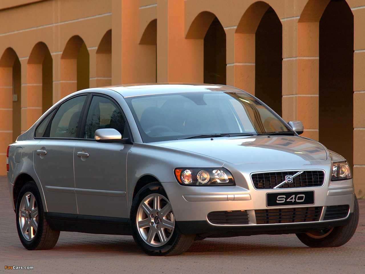 Volvo s40 ii (2007 — 2012) инструкция