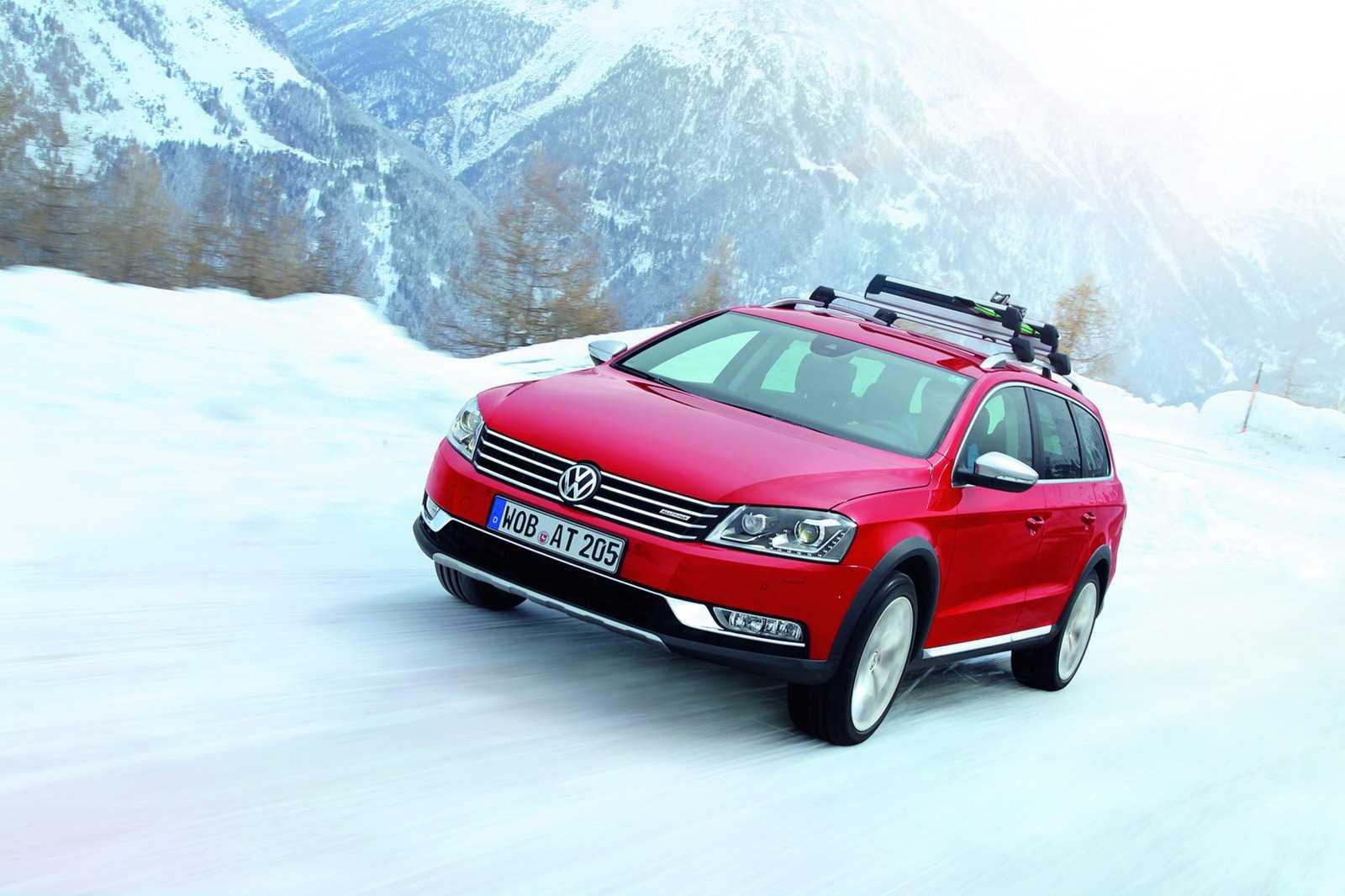 Обзор комплектации volkswagen passat b8 trendline, отличия и особенности