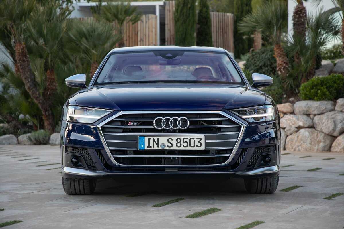 Audi s8 2019-2020 - фото, цена и характеристики новой модели ауди с8