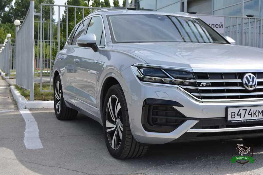 Volkswagen touareg 2021: фото, цена, комплектации, старт продаж в россии
