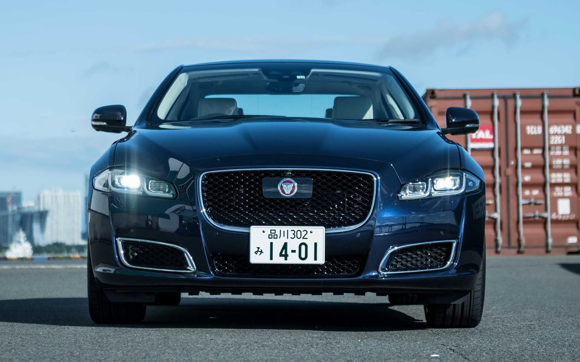 Jaguar xj 3.0 s/c awd at autobiography lwb (02.2016 - н.в.) - технические характеристики