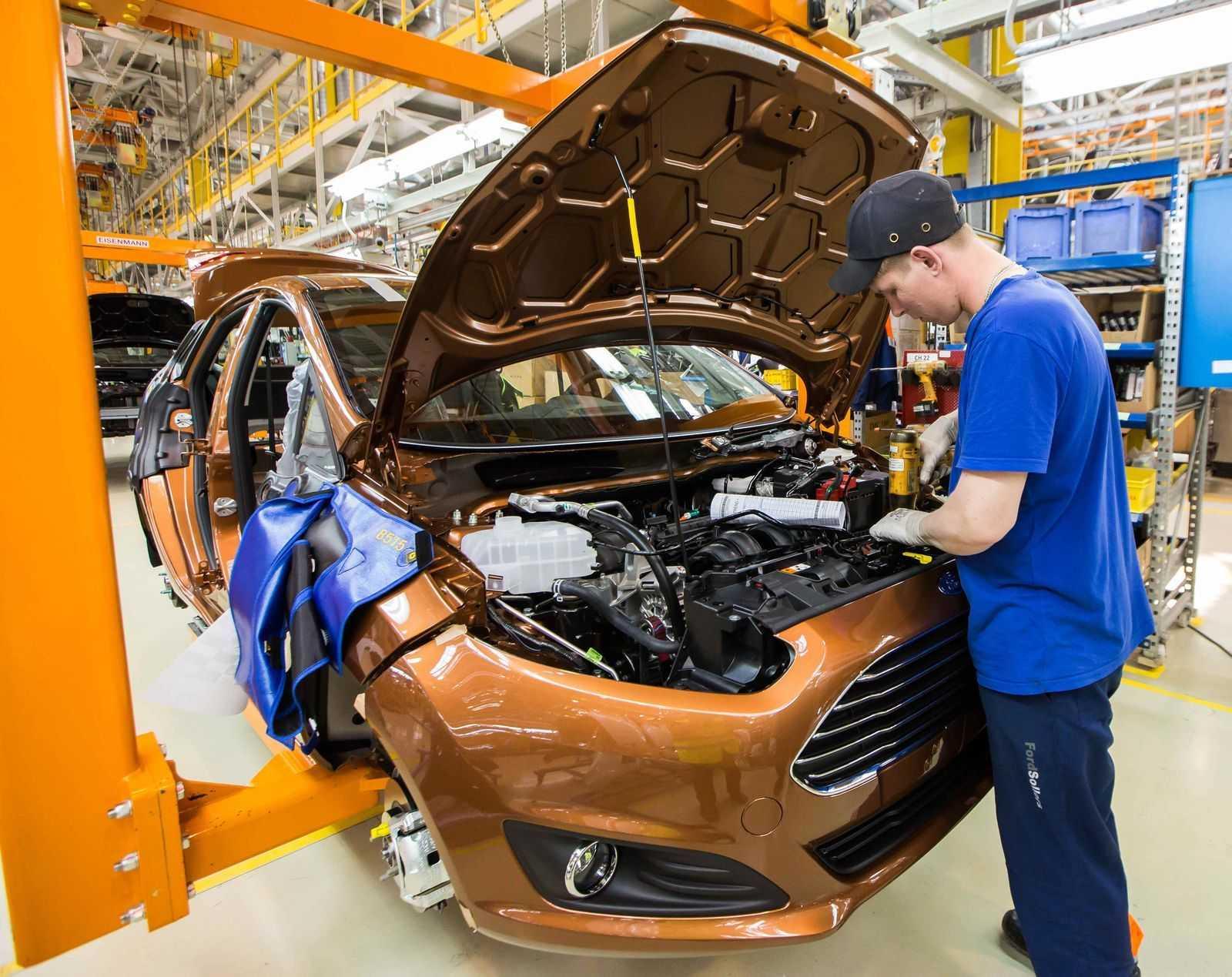 Ford mondeo 2.5 at titanium (07.2018 - 10.2019) - технические характеристики
