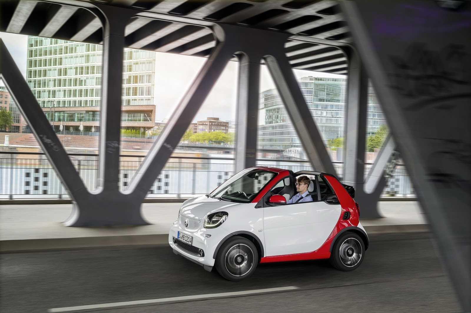 Smart fortwo cabrio 2016-2017 — в ожидании хита продаж