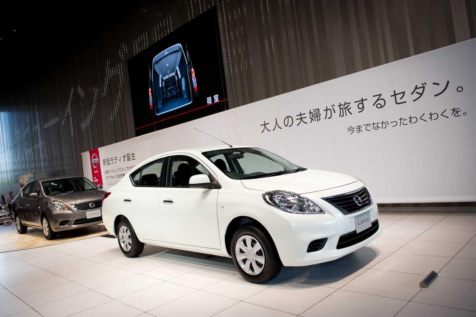 Японский бренд nissan показал новый электрокар, похожий на концепт imx ► последние новости