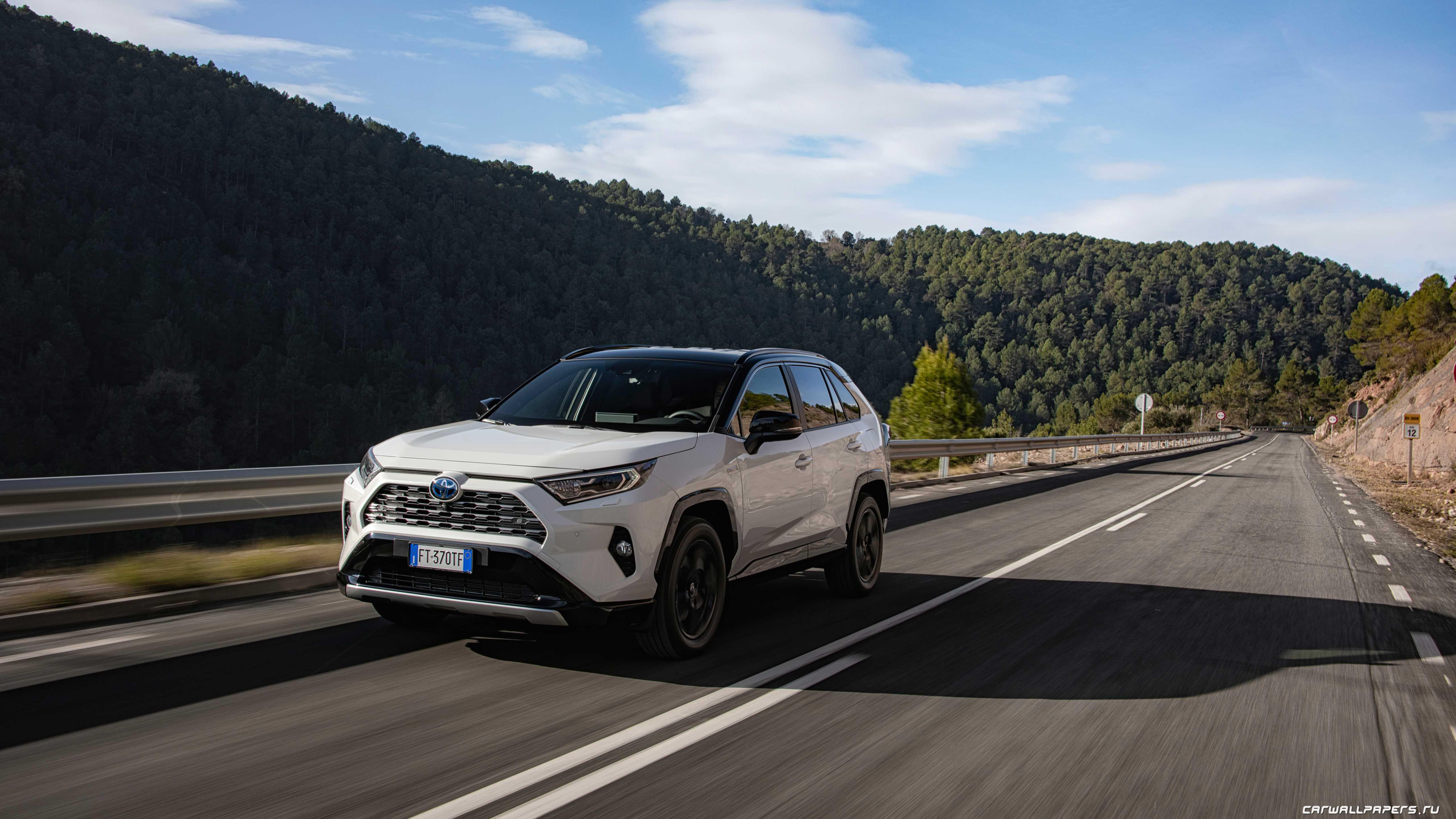 Toyota rav4 2018, 2019, 2020, 2021, джип/suv 5 дв., 5 поколение, xa50 технические характеристики и комплектации