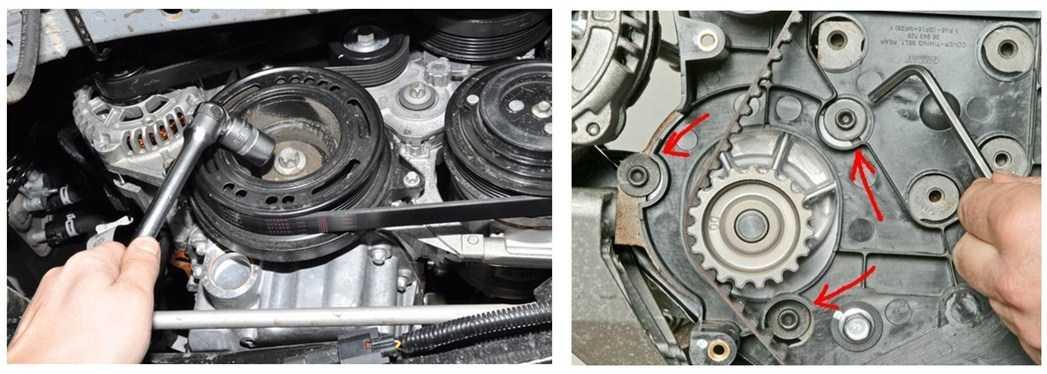 Замена двигателя 1.6 и 1.8 шевроле круз своими руками