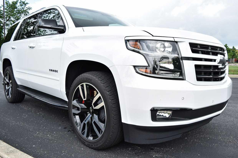 Chevrolet tahoe - хаарктеристики, комплектации, фото, видео, обзор