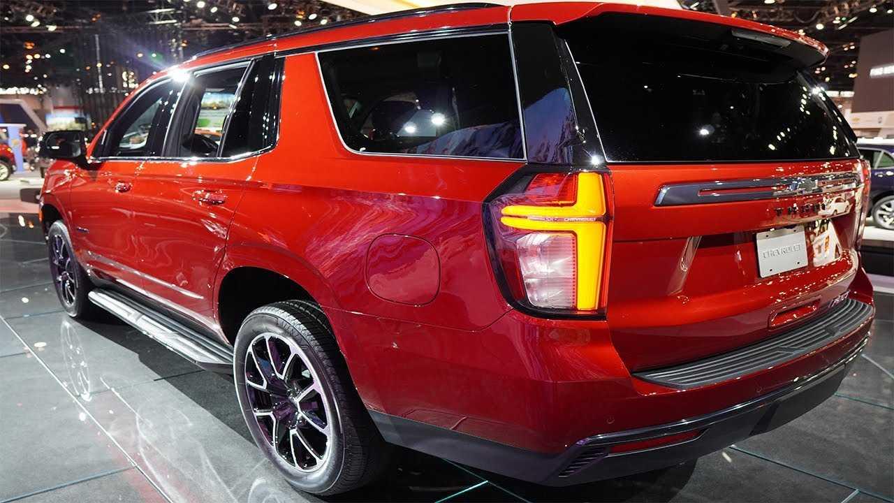 Шевроле тахо 2021 новый кузов, цены, комплектации, фото, видео тест-драйв