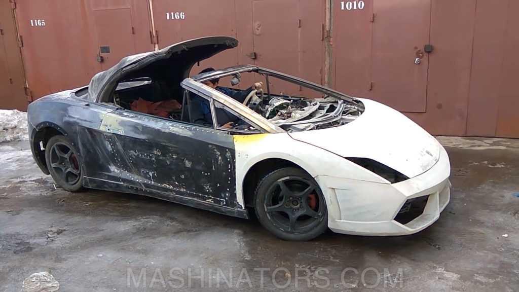Lamborghini Gallardo – самая передовая модель которая производилась когда либо Ламборджини