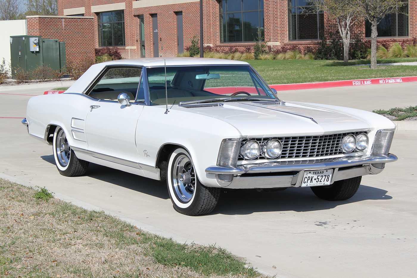 Buick riviera 1965 – настоящий злодейский автомобиль