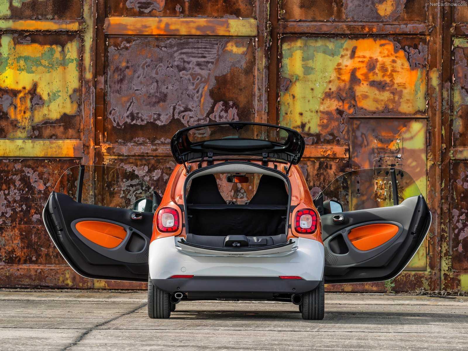 Smart fortwo cabrio - обзор, цены, видео, технические характеристики