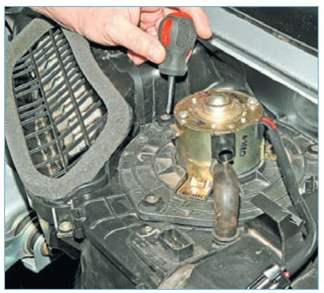 Печка работает только на 4-й скорости лада приора: причины, ремонт