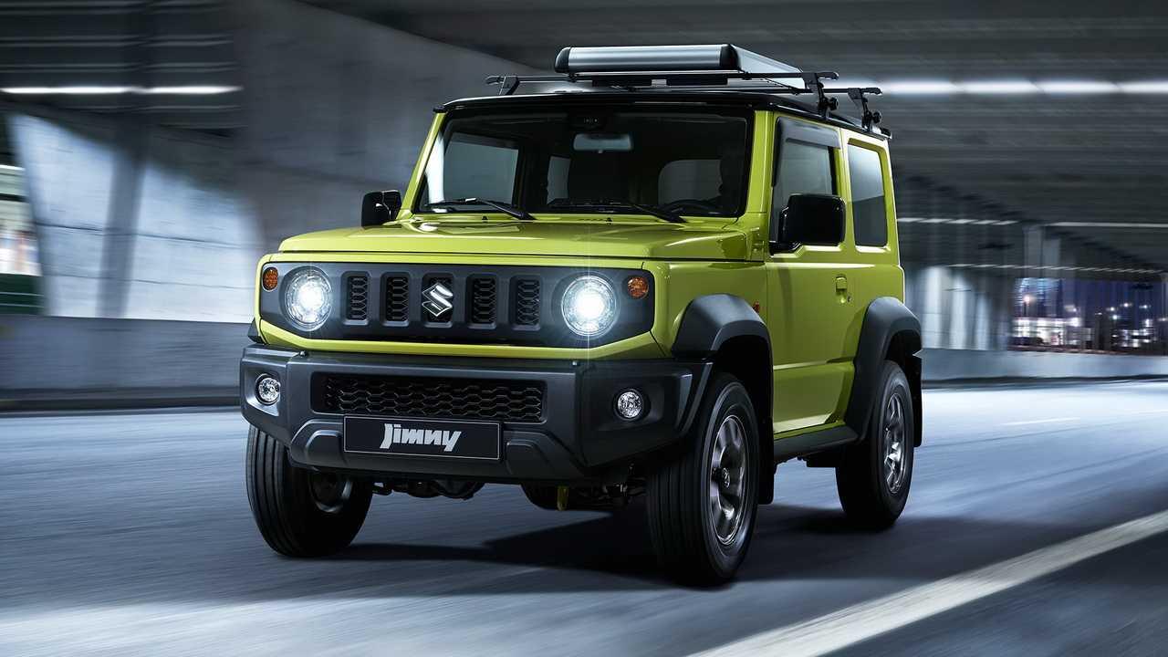 Suzuki jimny 2020: комплектации и цена в россии