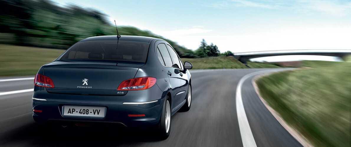 Peugeot 408 1.6 mt style (05.2014 - 12.2014) - технические характеристики