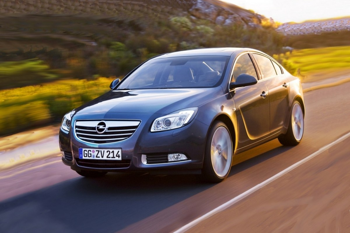 Opel insignia 2008, 2009, 2010, 2011, 2012, седан, 1 поколение технические характеристики и комплектации