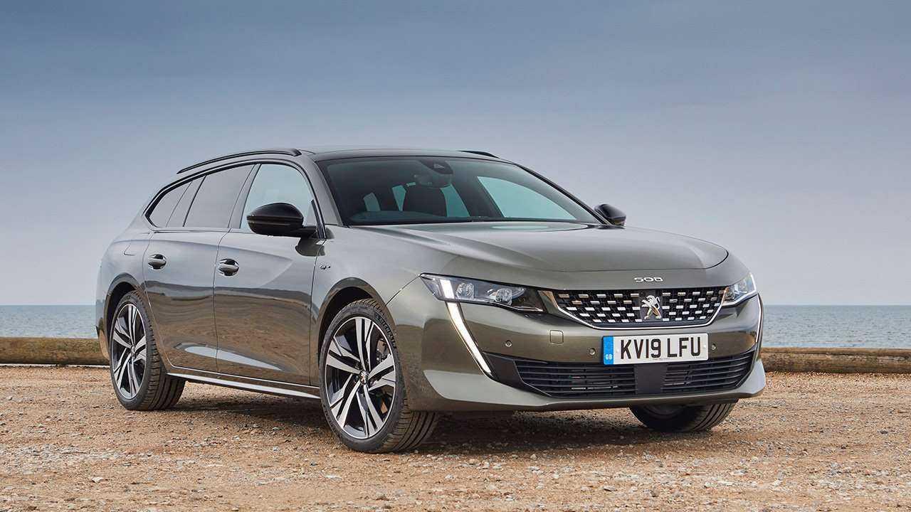 Peugeot 508 2019 года: обновлённый флагман компании
