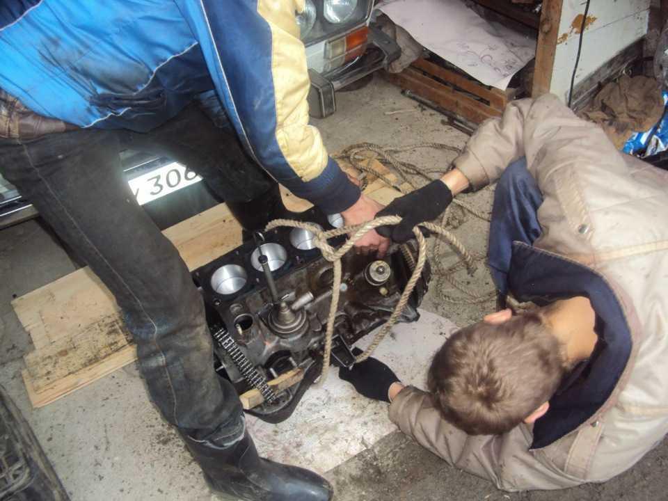 Обкатка двигателя после капремонта и замены колец а так же правила обкатки двигателя нового автомобиля