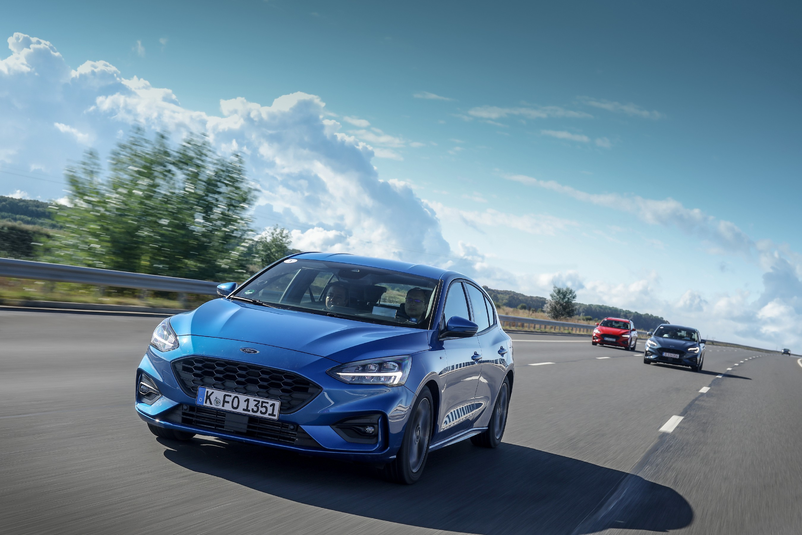 Ford focus – справочник покупателя