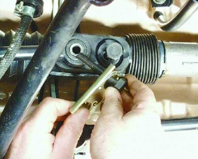 Как провести ремонт рулевой рейки ваз 2110, 2112