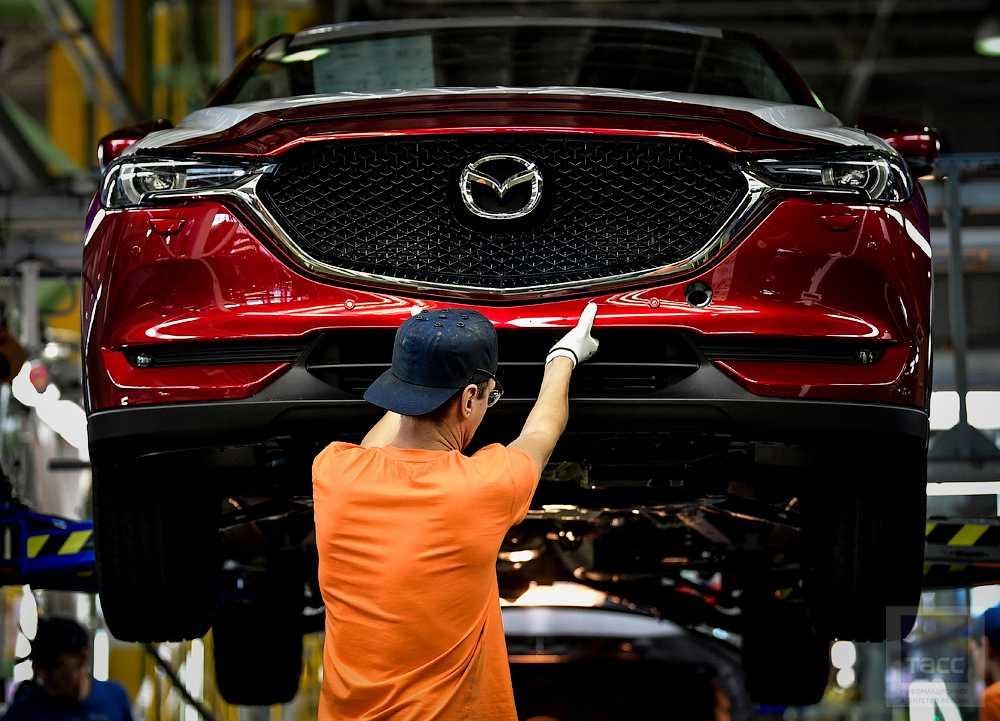 Mazda mazda3 2019 — отзыв владельца
