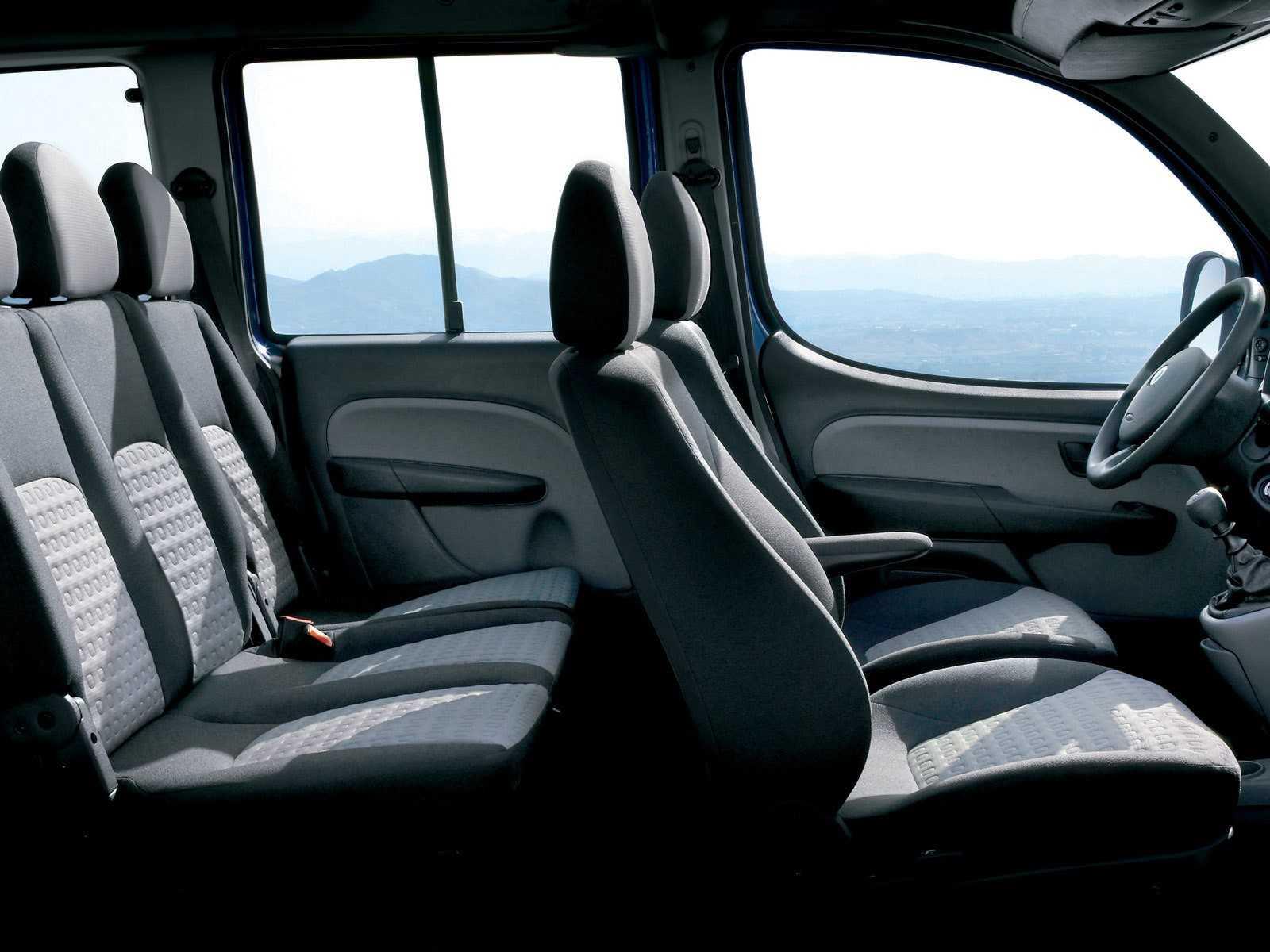 Fiat doblo - обзор, цены, видео, технические характеристики фиат добло