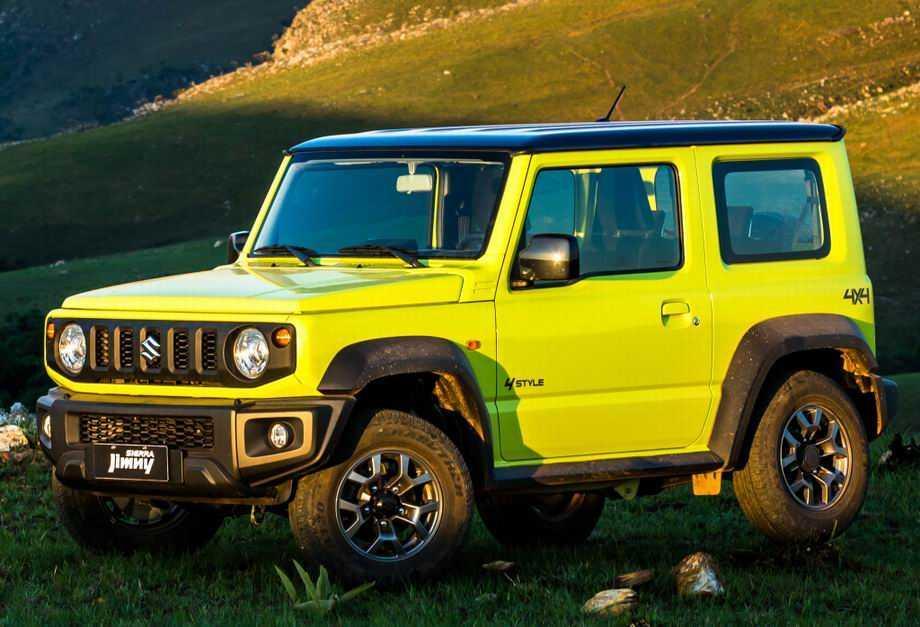 Suzuki jimny 1.3 at jlx (07.2012 - 05.2019) - технические характеристики
