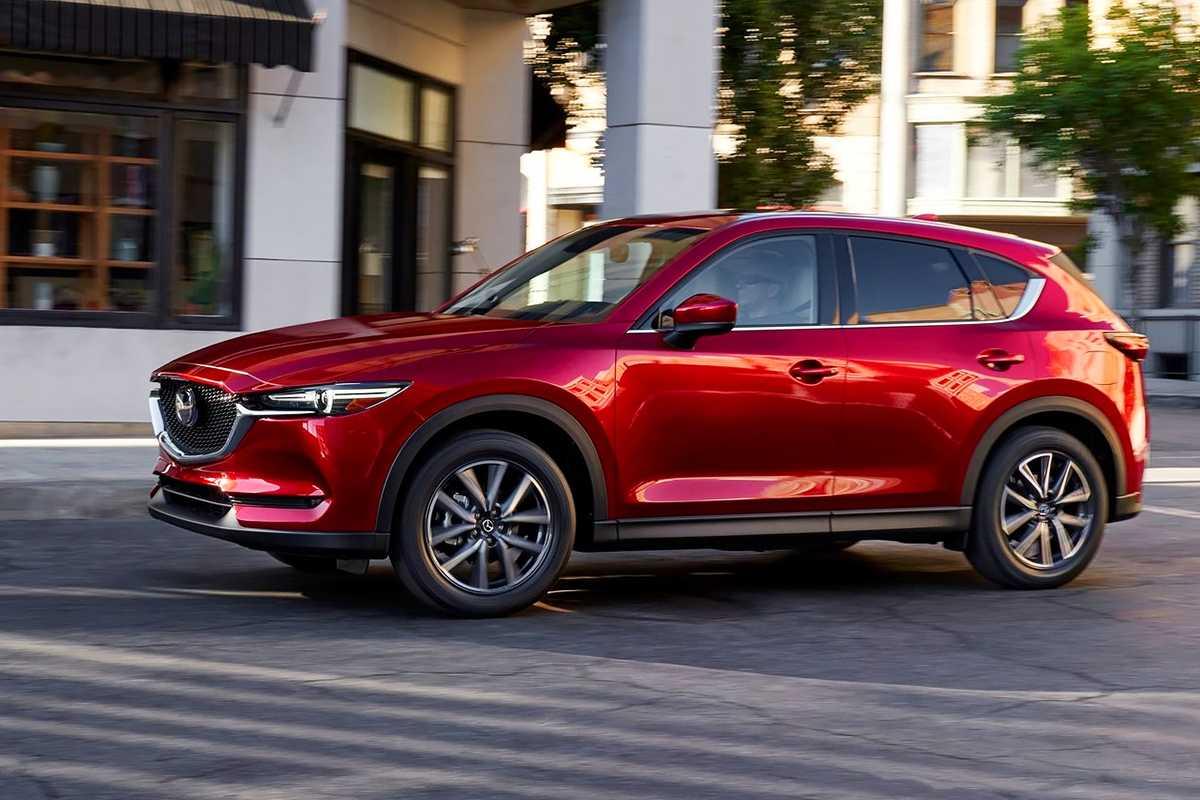 Mazda cx-5 2.5 at supreme (06.2016 - 07.2017) - технические характеристики