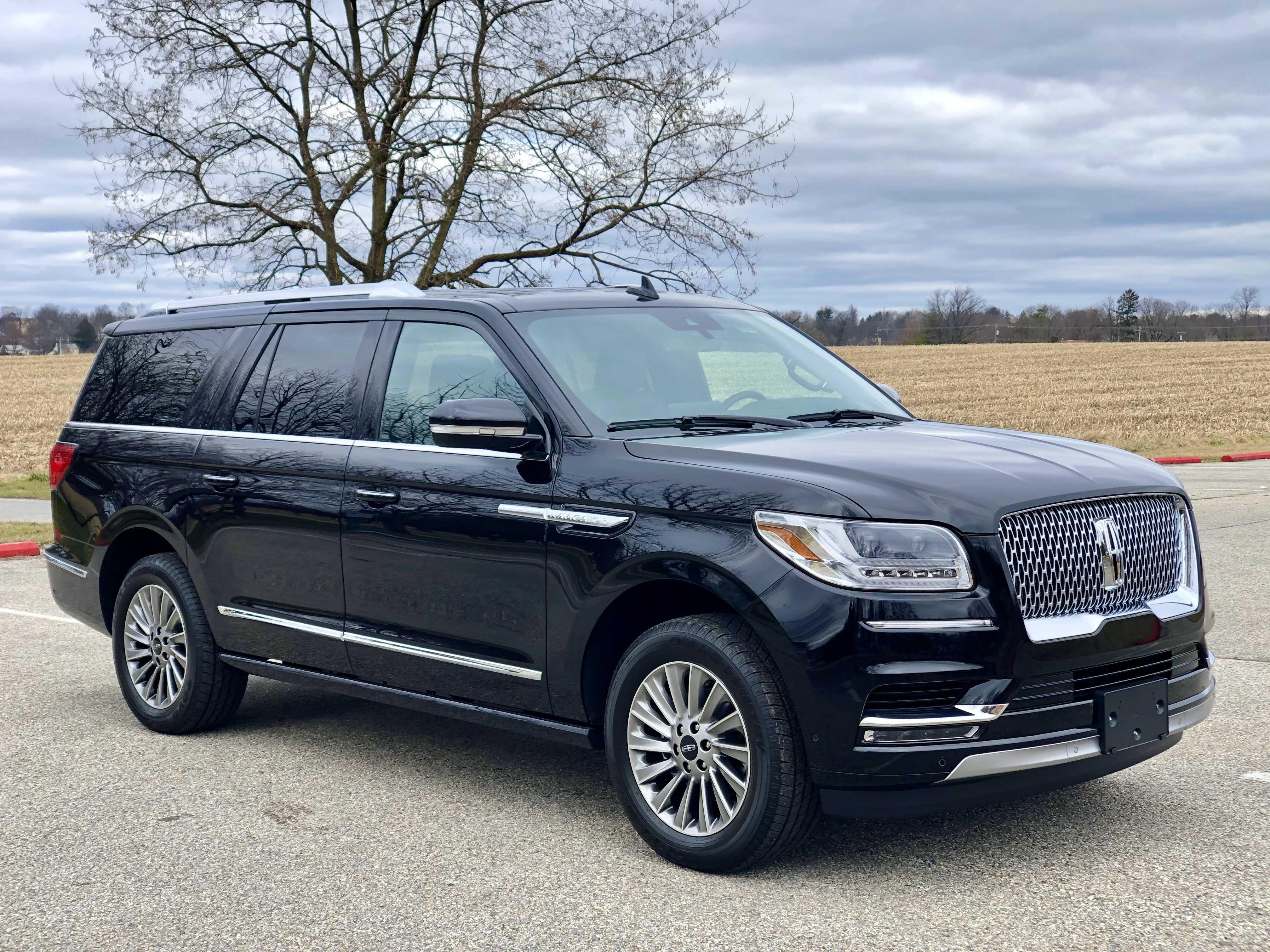 Lincoln navigator 2019 2020 года | все про авто