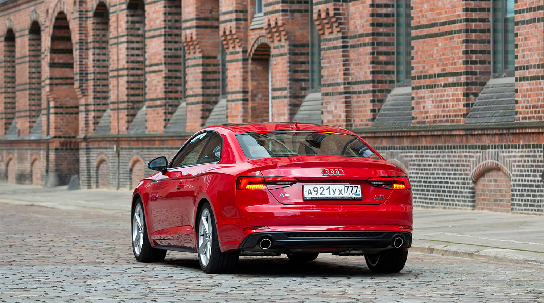 Audi a5 sportback 2021: краш-тест euro ncap, безопасность