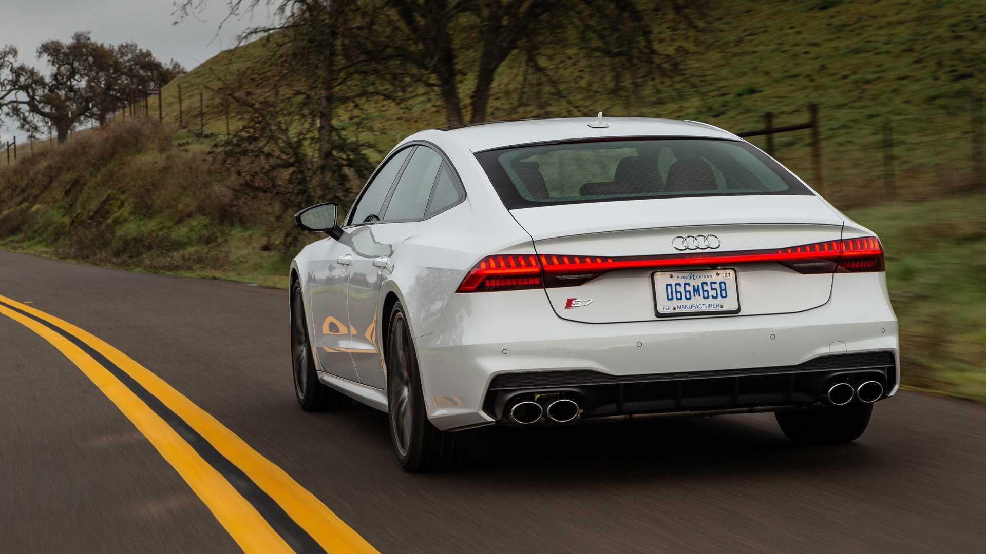 Audi s8 2021 – премиальный седан с разгоном до «сотни» за 3,8 секунды и самым современным оснащением