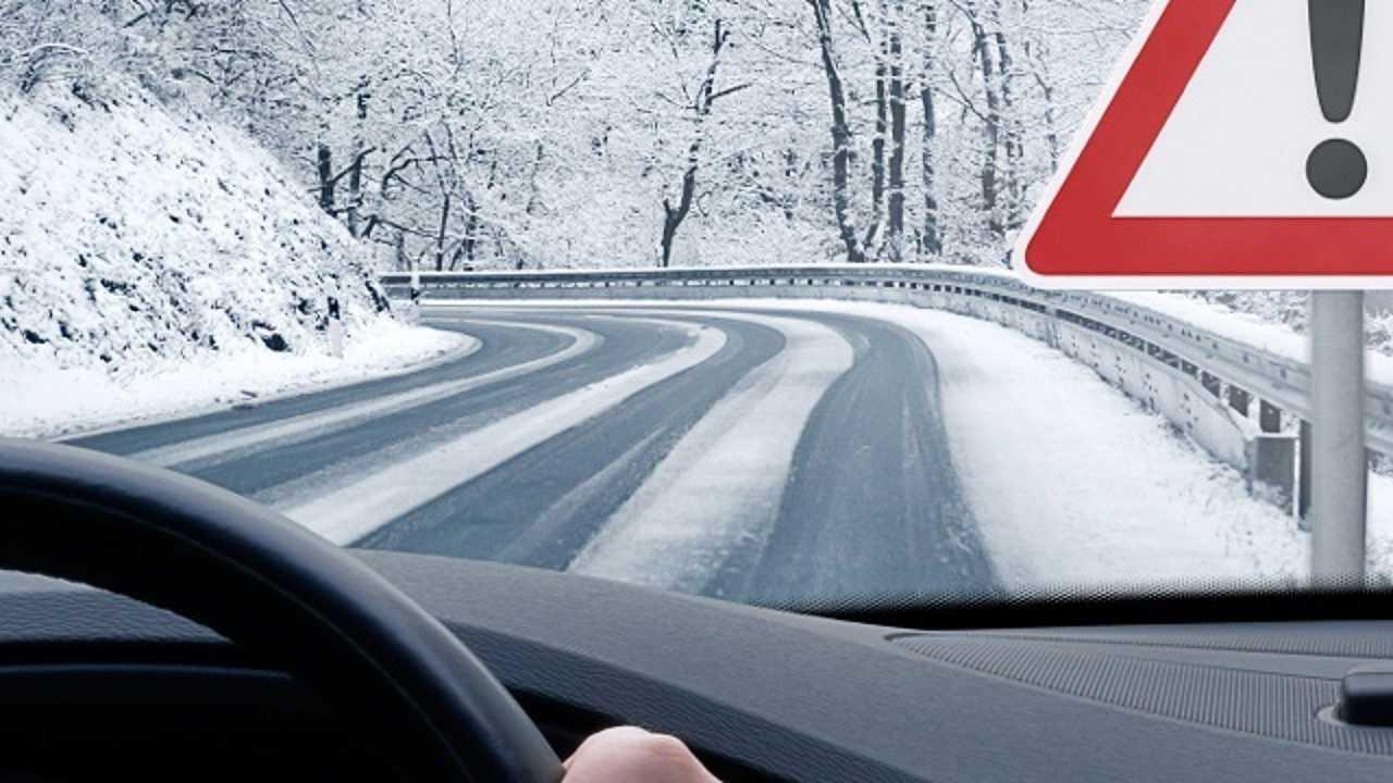 Правила безопасного вождения автомобиля зимой: о чем нужно помнить