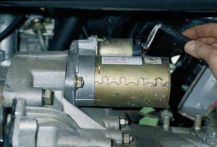 Схемы соединений стартера 29.3708 ваз 2108, 2109, 21099   twokarburators.ru