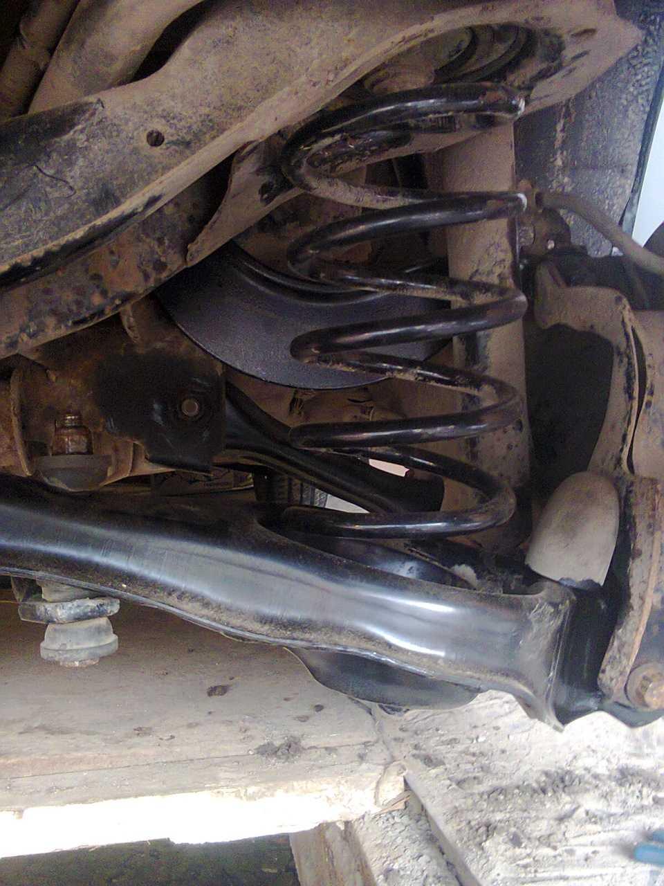 Ремонт задней подвески форд фокус 2 своими руками