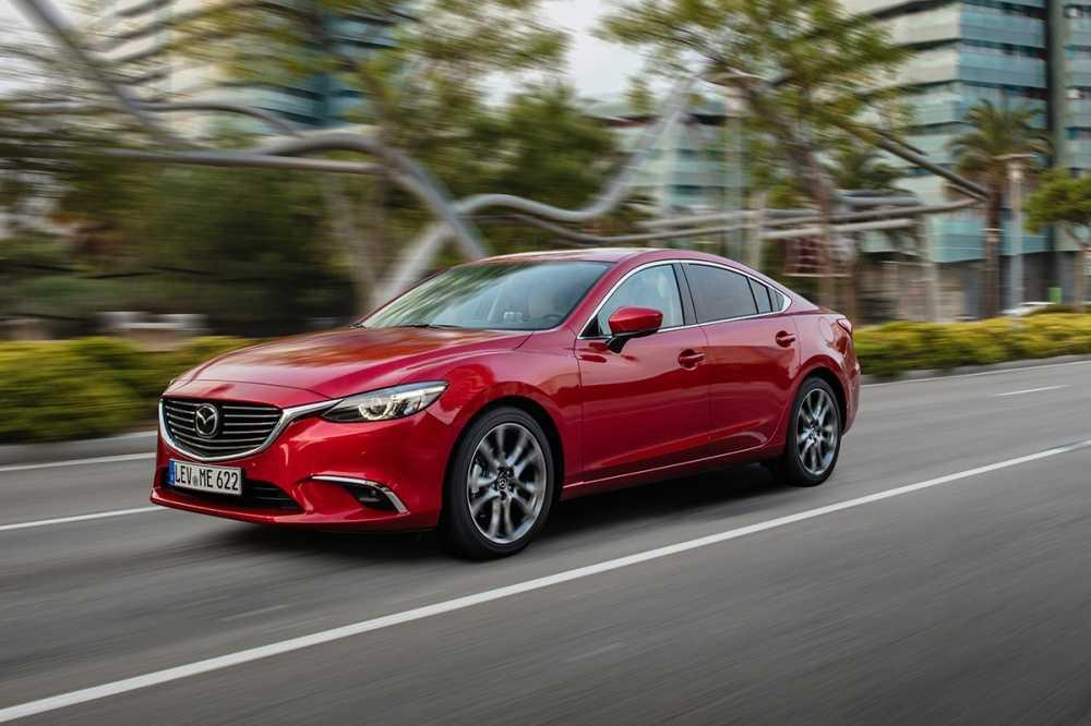 Mazda 6 2019 рестайлинг в новом кузове, характеристики, фото салона, текст драйв