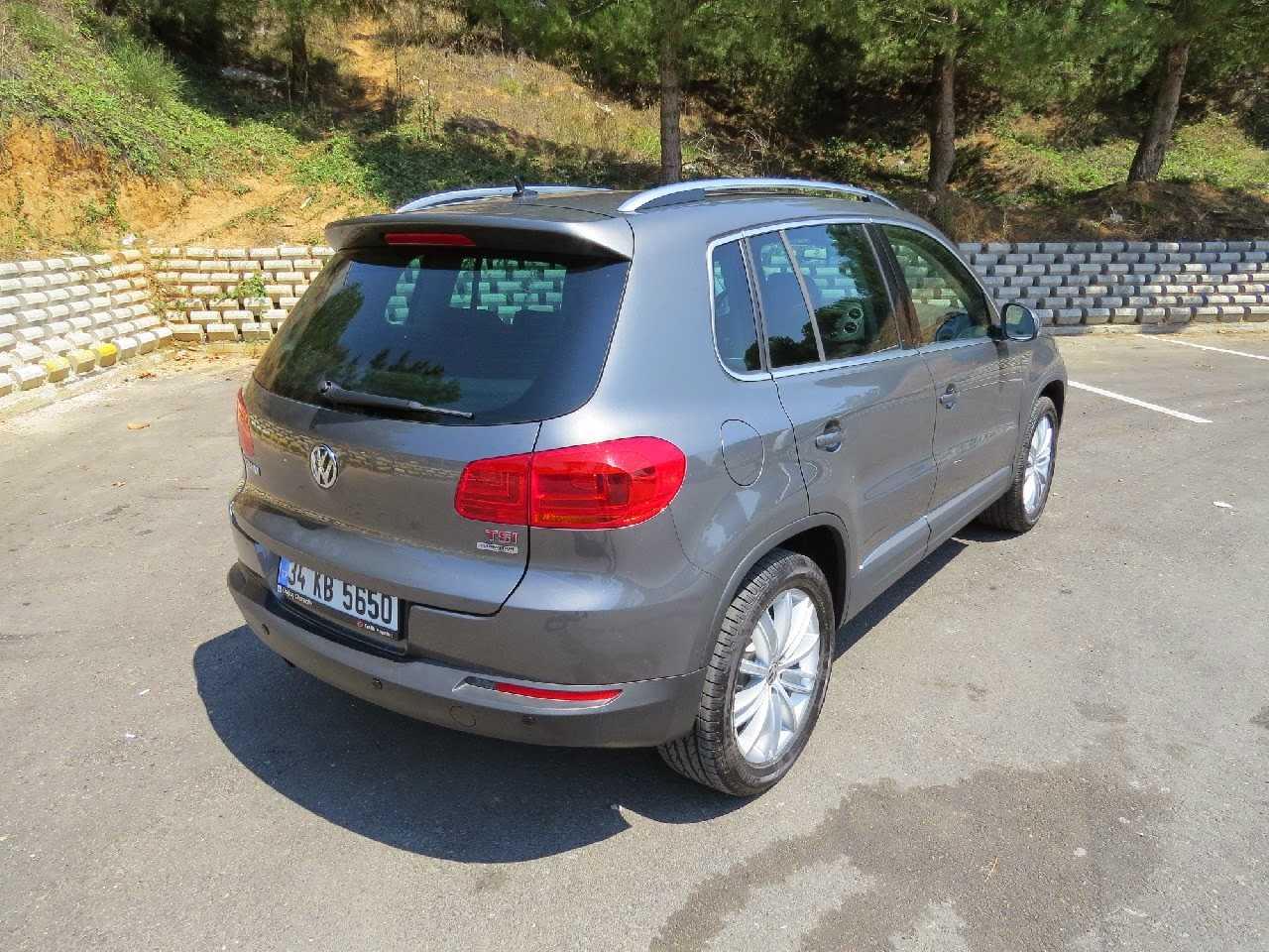 Volkswagen tiguan 1.4 tsi bluemotion dsg allstar (06.2016 - 03.2016) - технические характеристики