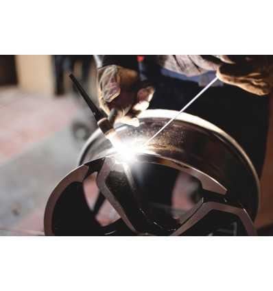 Сварка дисков: ремонт литых автомобильных и кованых дисков, технология сварки и оборудование