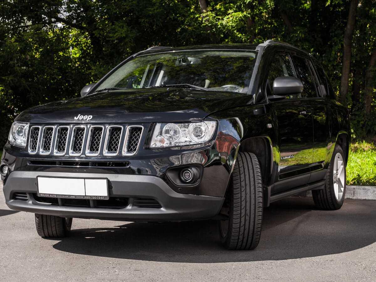 Новый jeep compass 2018 готов к российским условиям