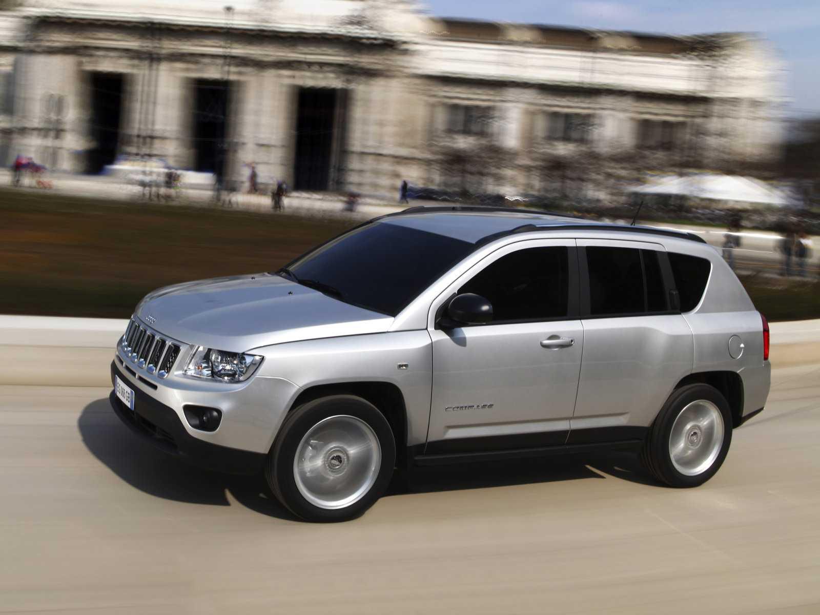 Первый jeep compass (2006-2016) цена, технические характеристики, фото, видео тест-драйв