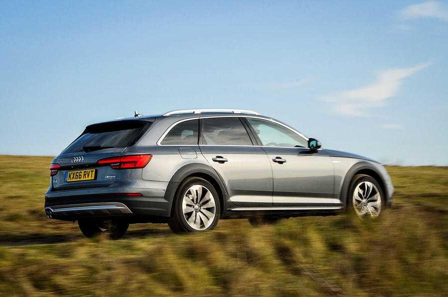 Audi a6 allroad quattro 3.0 tfsi quattro s tronic business (12.2014 - 09.2018) - технические характеристики