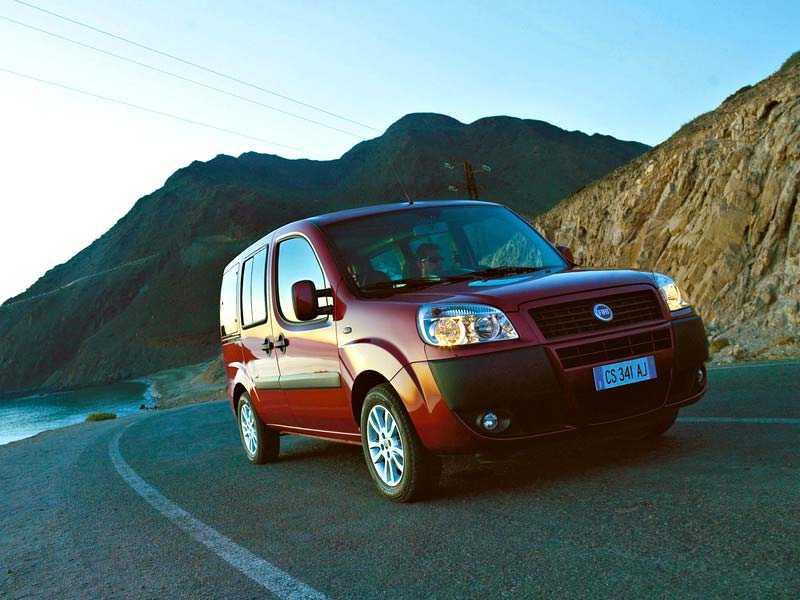 Fiat doblo: нужны ли вам такие объемы?