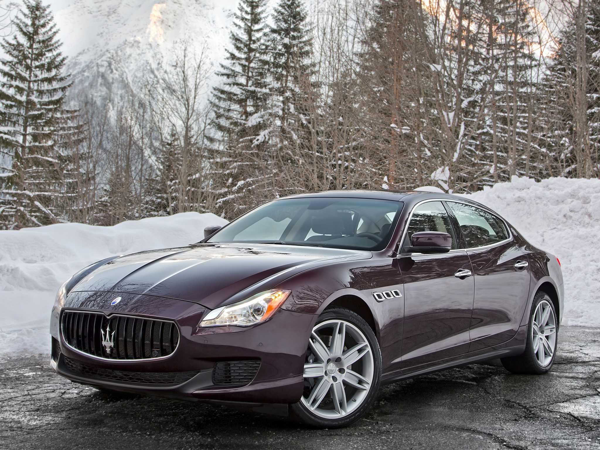 Maserati quattroporte 3.0 at s q4 (06.2014 - 10.2016) - технические характеристики