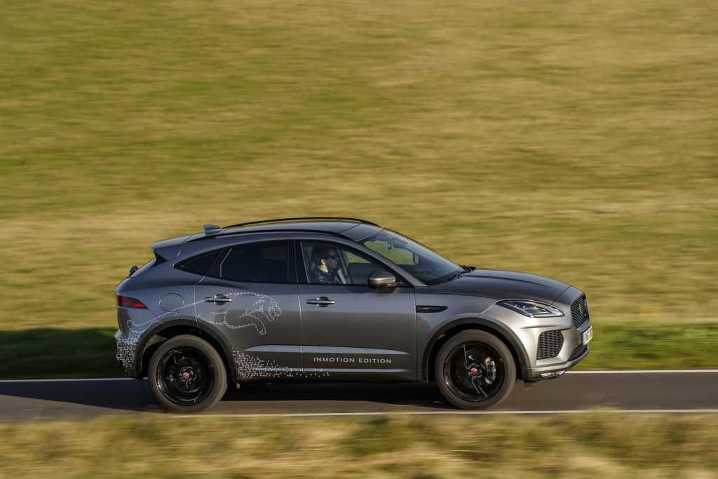 Jaguar f-pace 2021 (рестайлинг): обновленная версия с новыми технологиями для россии