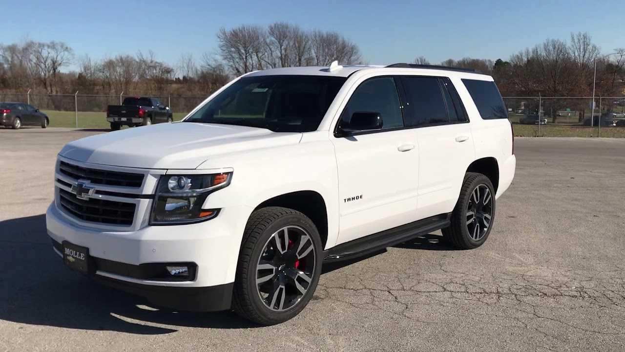 Chevrolet tahoe 2019 года: плюсы и минусы, цена, технические характеристики, тест-драйв