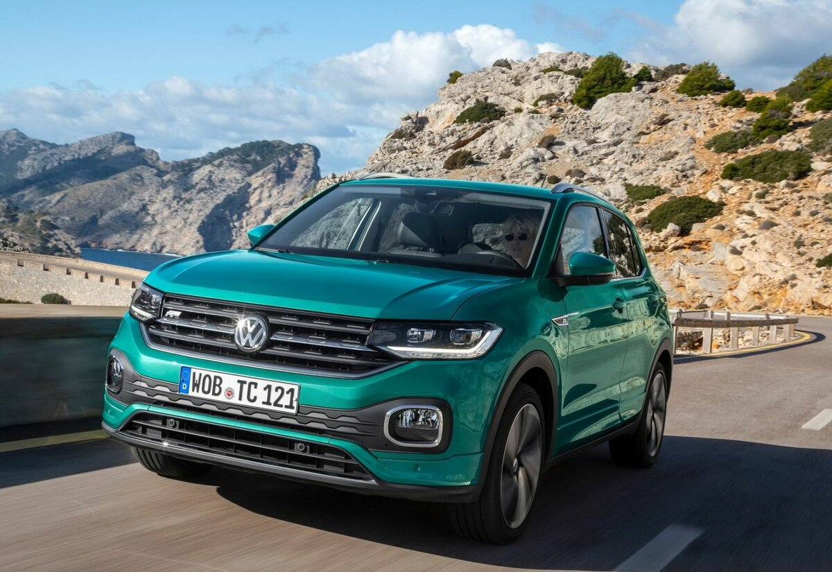 Фольксваген т-кросс 2020 цены, комплектации, фото и видео новой модели volkswagen t-cross
