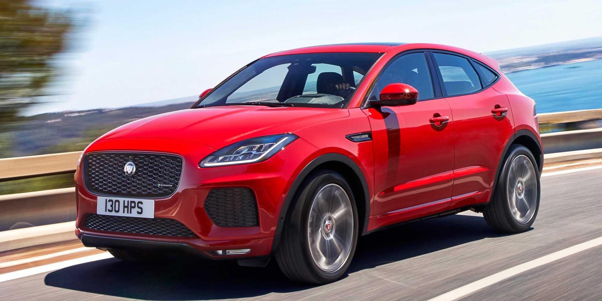 Jaguar e-pace 2018: характеристики, цена, фото и видео-обзор
